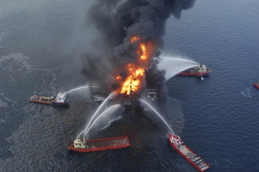 katastrofa naftne platforme